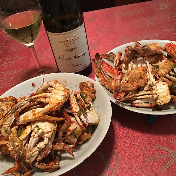 Crab Kimchi @ Home Waikiki