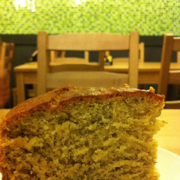 Banana Cake @ Old School Delights