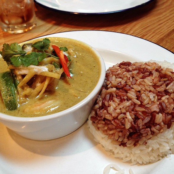 Rosa's Green Curry @ Rosa's Thai Cafe