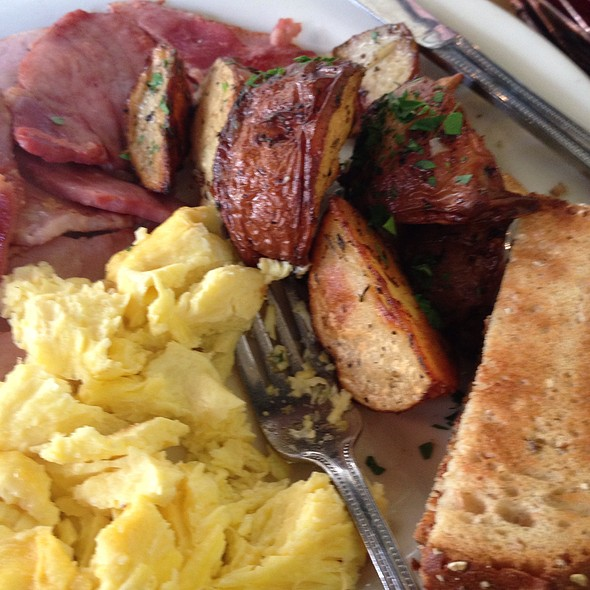 2 Eggs With Ham @ Mother's Bistro and Bar