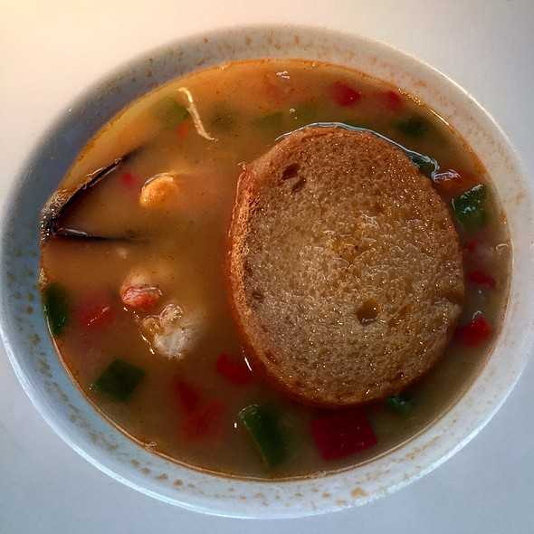 Sopa De Pescado @ Bazaar