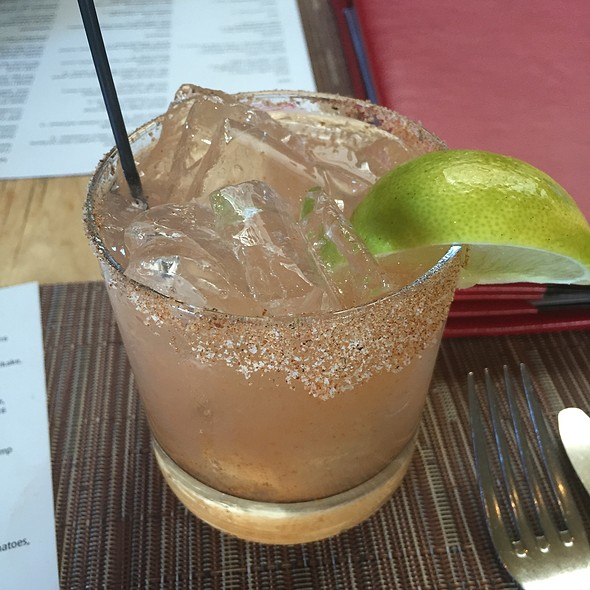 Spicy Jalapeño Margarita - BLD, Los Angeles, CA