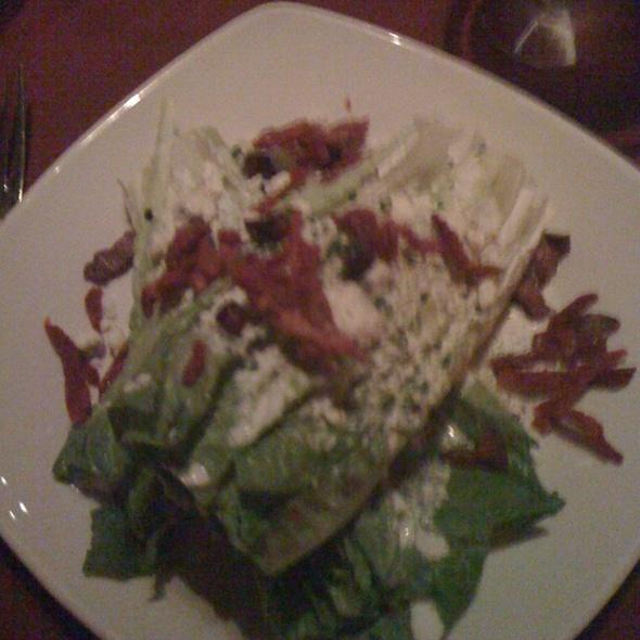 Wedge Salad - Firefly Grill & Wine Bar, Encinitas, CA