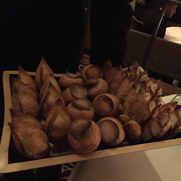 Assorted Breads @ Per Se