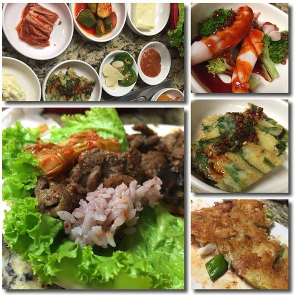 Bulgogi @ Kot Dae Ji - Flower Piggy Korean Bbq