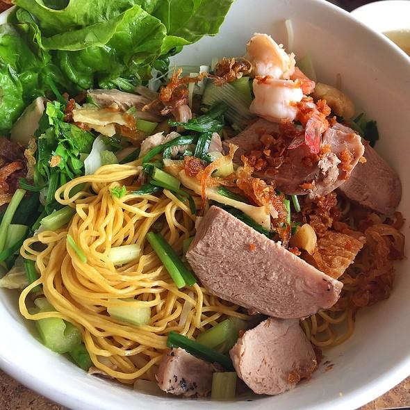 Mi Nam Vang @ Banh Cuon Hoa