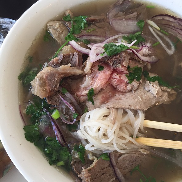 Pho Dac Biet @ Les Givral's Sandwich and Cafe