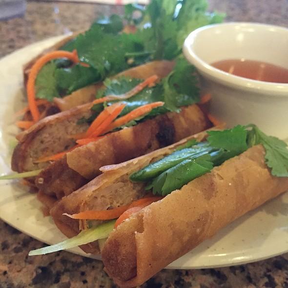 Split Rolls @ Pho Binh