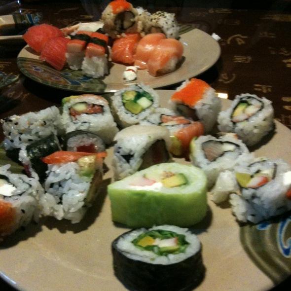 Sushi @ Ichiban Buffett