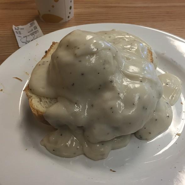 Hot Turkey Sandwich @ Joensy's Restaurant