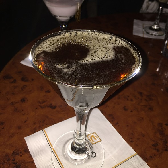 Espresso Martini - Roxy - Eldorado Resort Casino, Reno, NV
