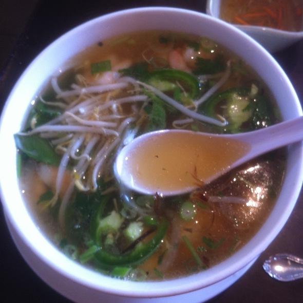 Shrimp Pho @ Blue Lotus Vietnamese Cuisine