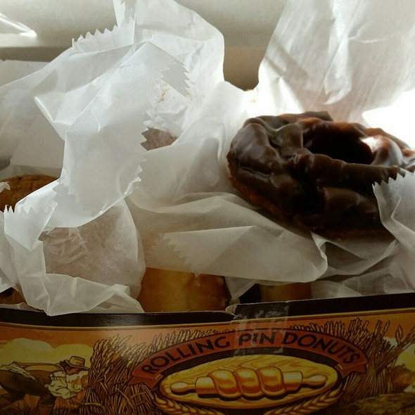 Assorted Donuts @ Rolling Pin Donuts