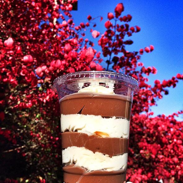 Chocolate Mousse @ Sweet Mandy B's