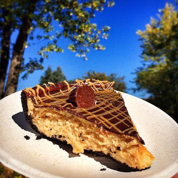 Peanut Butter Pie @ Sweet Mandy B's