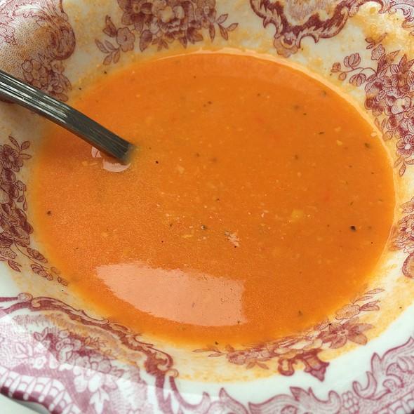 soup du jour - Reynolds Tavern, Annapolis, MD