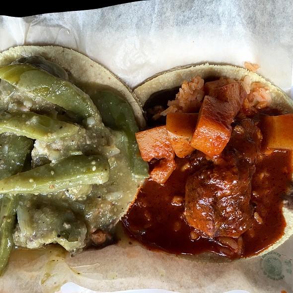 Tacos De Tixtla Guerrero