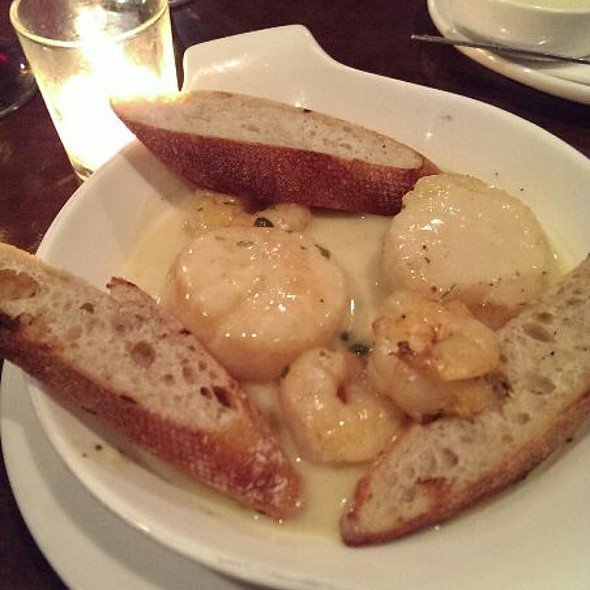 Shrimp & Scallops - Sette Osteria, Washington, DC