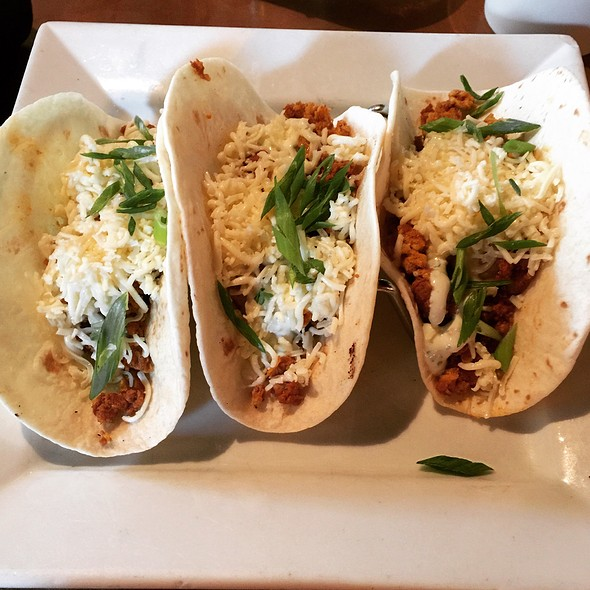 Breakfast Tacos With Chorizo And Queso Fundido at Cafe 4