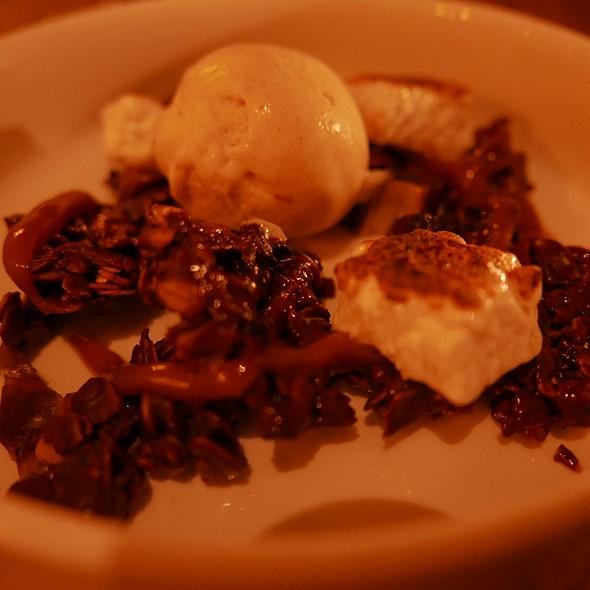Dessert @ Oro