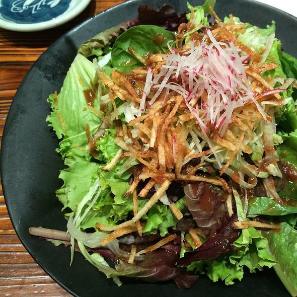 Shinn Salad @ Sushi Izakaya Shinn