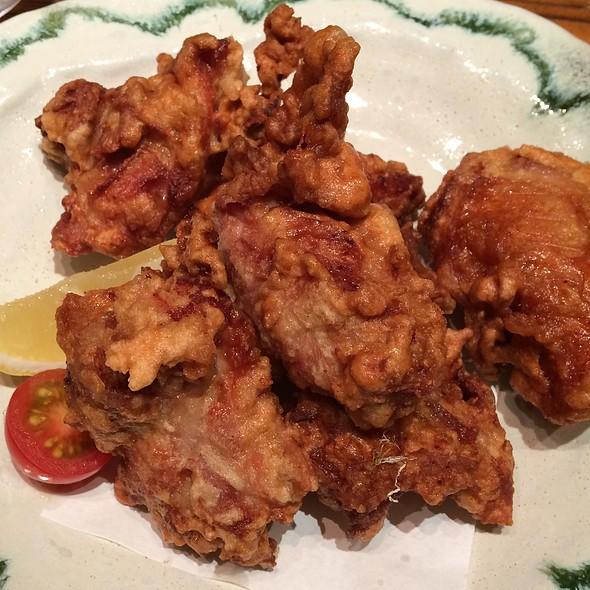 fried chicken @ Sushi Izakaya Shinn