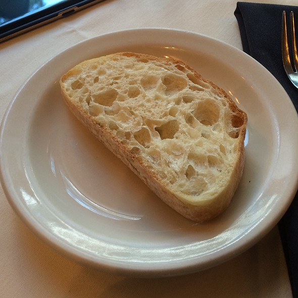 Table Bread - Caffe Luna, Raleigh, NC