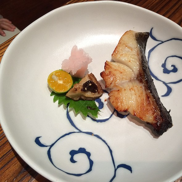 butterfish @ Sushi Izakaya Shinn