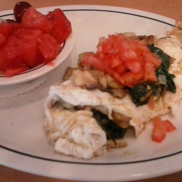 egg white omelette @ IHOP Restaurant