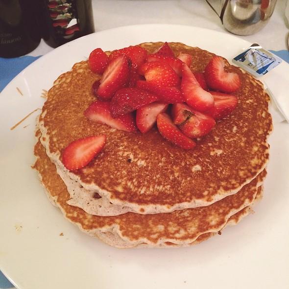 Multigrain Pancakes @ EJ's Luncheonette