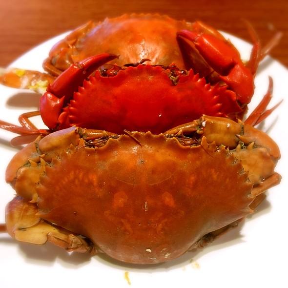 紅蟳三兄弟 @ 漢來海港餐廳