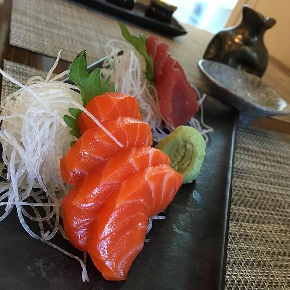 Sashimi breakfast - MOzen Bistro - Mandarin Oriental, Las Vegas, Las Vegas, NV