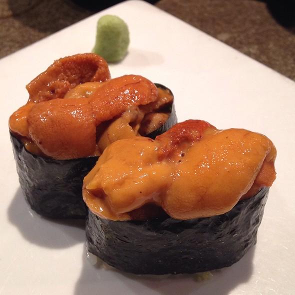 Hakkaido Uni - Blowfish Sushi - SF, San Francisco, CA