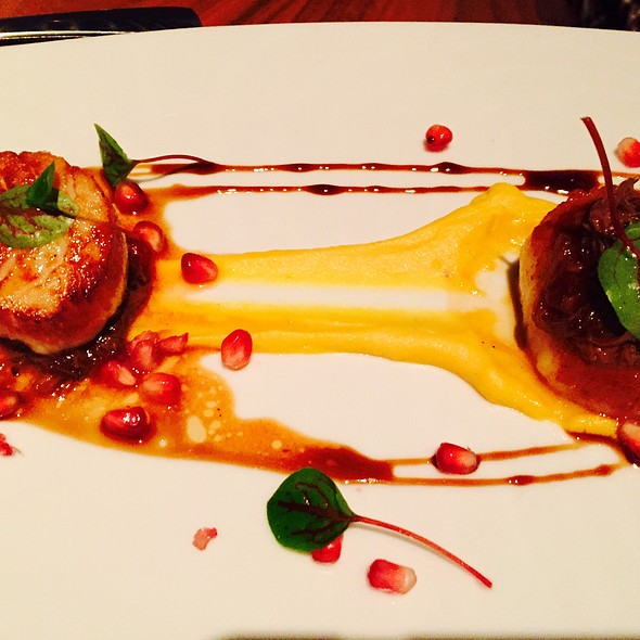 Seared Scallops - STK - NYC - Midtown