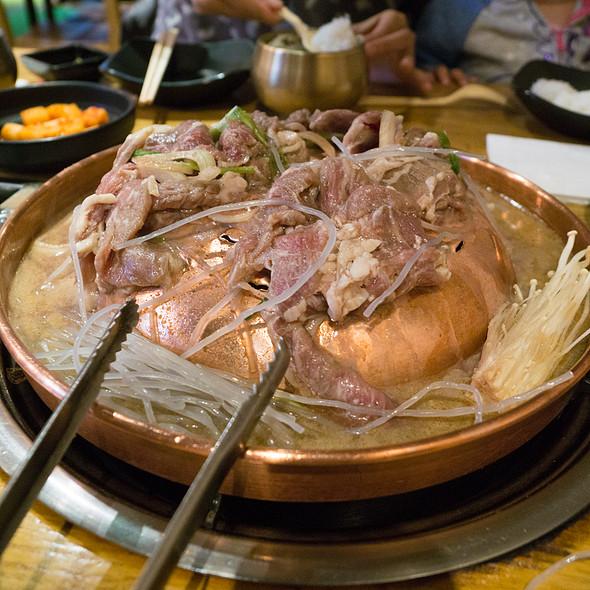 Bulgogi @ miss KOREA BBQ
