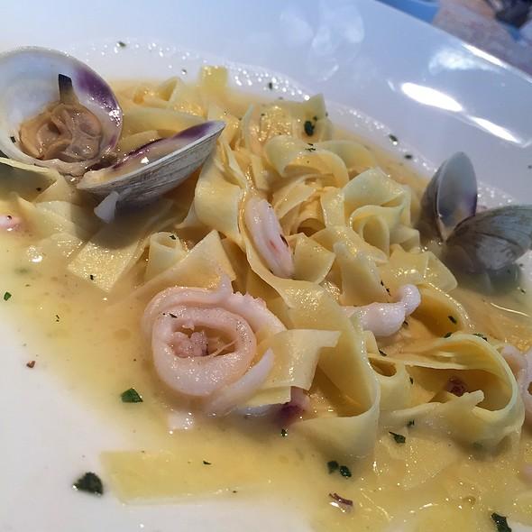Pappardelle Al Mare @ Peska Seafood Culture