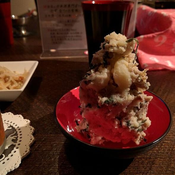 ポテサラ @ 日本酒Bar 45 しじゅうごえん