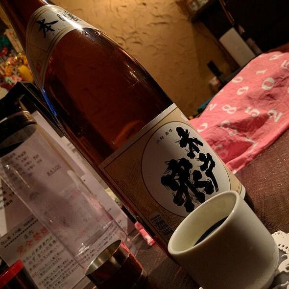 木戸泉 本醸造 @ 日本酒Bar 45 しじゅうごえん