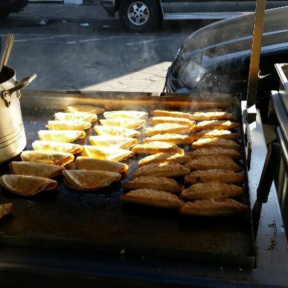 Tacos de Barbacoa @ Tacos Juan