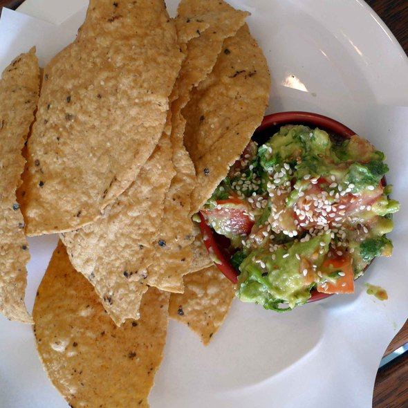 Guacamole and Chips @ Mexican Specialties