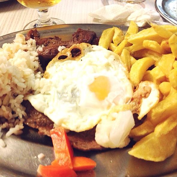 Adega Dos Arcos Beef Steak @ Restaurante Adega Dos Arcos