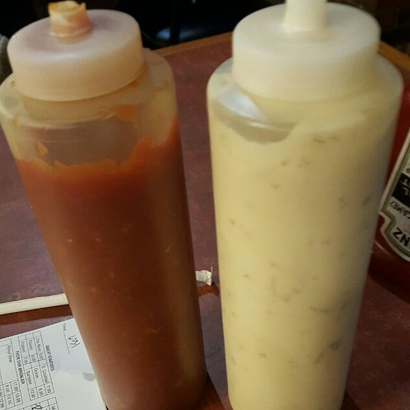 Tarter And Cocktail Sauce