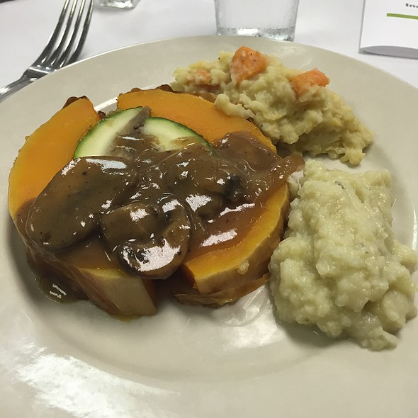 Vegan Thanksgiving Dinner - JNA Institute of Culinary Arts, Philadelphia, PA