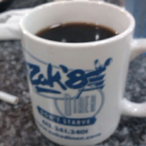 Coffee @ Zaks Diner