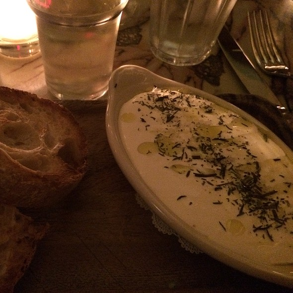 Housemade Ricotta @ The Dandelion