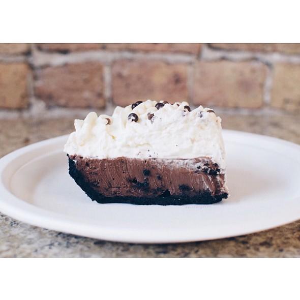 Chocolate Cream Pie @ Sweet Mandy B's