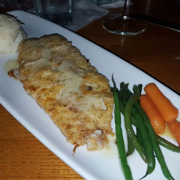 Orange Roughy Lemon Dill - Sea Watch Restaurant, Fort Lauderdale, FL
