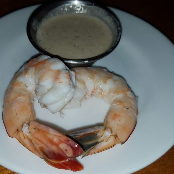 Jumbo Shrimp Cocktail with Remoulade - Sea Watch Restaurant, Fort Lauderdale, FL