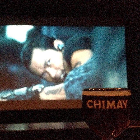 Chimay Beer @ Ipic Theater