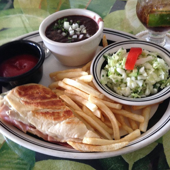 Cuban Sandwich @ Havana Cafe